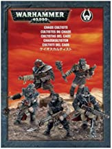 Games Workshop Warhammer 40,00 Chaos Cultists