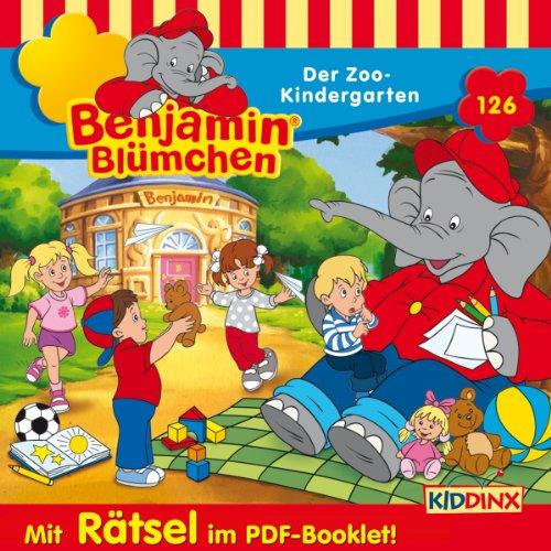 Der Zoo-Kindergarten Titelbild