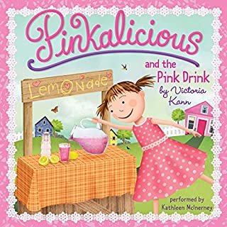 Pinkalicious and the Pink Drink cover art