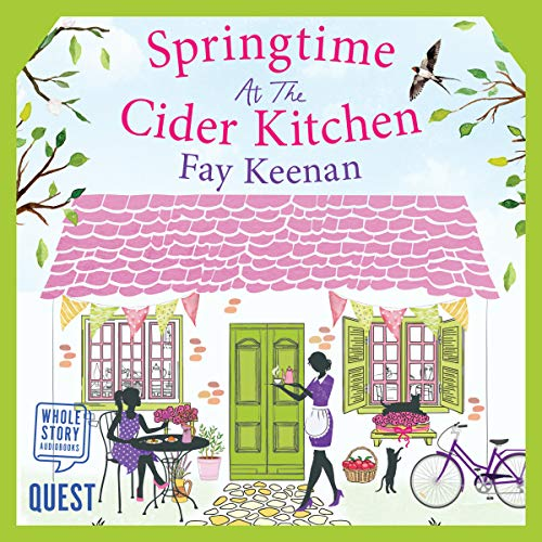 Springtime at the Cider Kitchen cover art