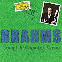 Best brahms chamber music complete Reviews