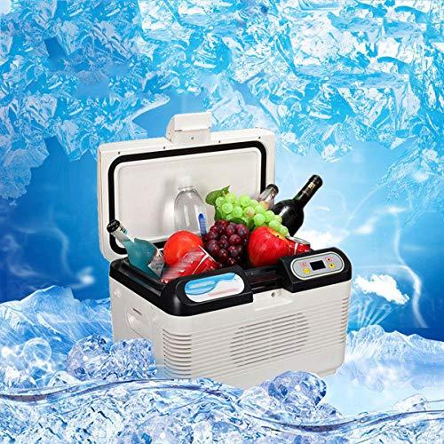 Mini Portátil Nevera de Coche,12 litros de Capacidad | compacta, silenciosa |...