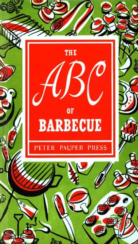 The ABC of Barbecue (Peter Pauper Press Vintage Editions) (English Edition)