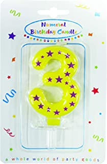 Procos Candle With Stars No 3 89166
