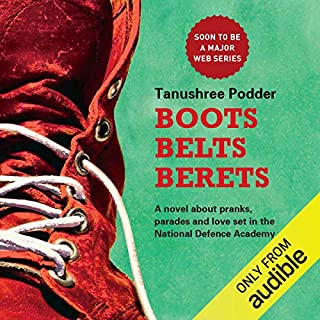 Boots Belts Berets cover art