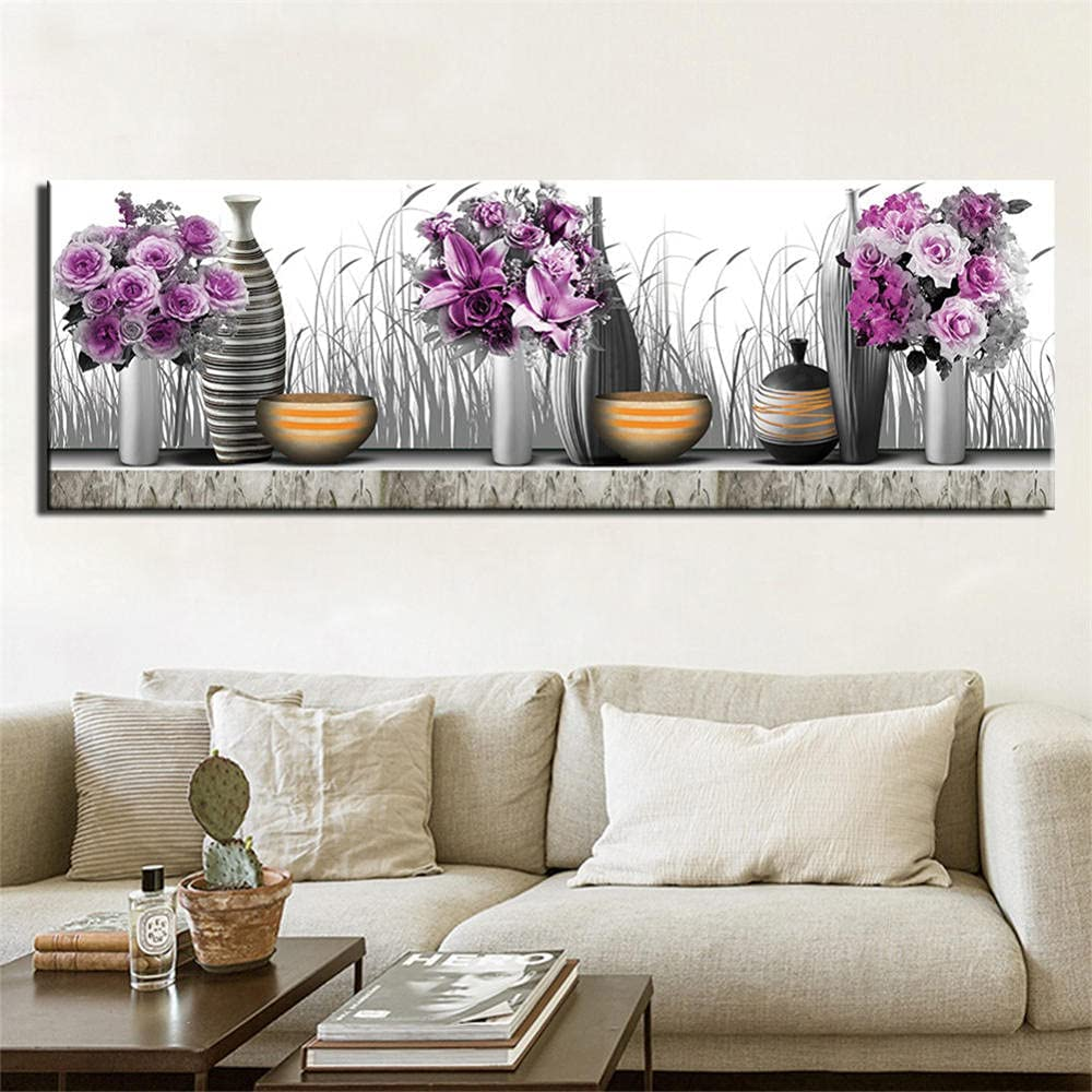 DIY 5D Diamond Painting Over item handling by Number Kits Life Flowers Large Still Max 82% OFF