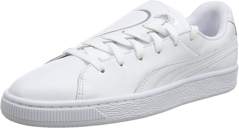 PUMA Women's Basket Crush Emboss WN's Low-Top Sneakers