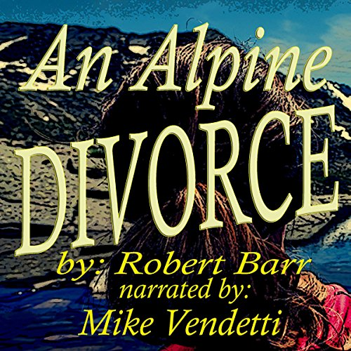 An Alpine Divorce cover art
