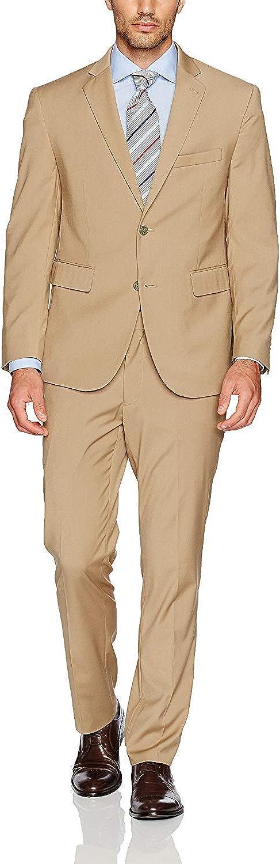 Frank Men's Suit Handsome 2-Piece Beige Groom Suit Custom Made Slim Fit Wedding Business Prom Tuxedos
