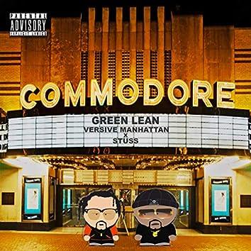 Green Lean (feat. Stuss)
