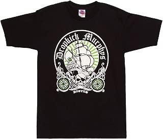 Dropkick Murphys Men's Boston Ship Circle T-Shirt