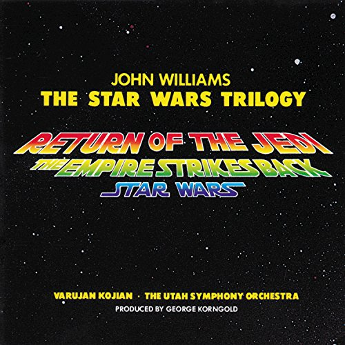 The Star Wars Trilogy (Return of the Jedi / The Empire Strikes Back / Star Wars)