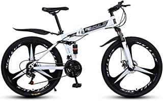 "ZTYD 26"" 21-Speed Mountain Bike for Adult, Lightweight"