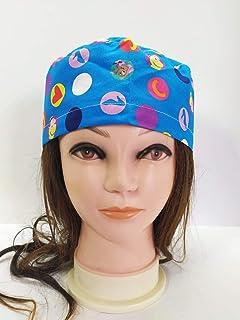Tina Codazzo cuffia chirurgica in 100% cotone lavabile fantasia Disney