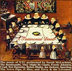 Various- A Testimonial Dinner - The Songs Of XTC