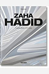 Zaha Hadid. Complete Works 1979–Today. 2020 Edition Hardcover