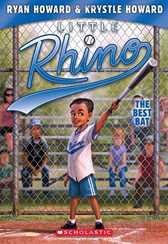 The Best Bat (Little Rhino #2) (2)