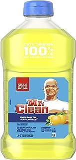 Mr. Clean Antibacterial Multi-Surface Cleaner 45 Fl Oz (Package May Vary) Pack of 2 (Summer Citrus)