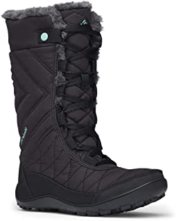 Columbia Girls' Youth Minx MID III Waterproof Omni-Heat Snow Boot