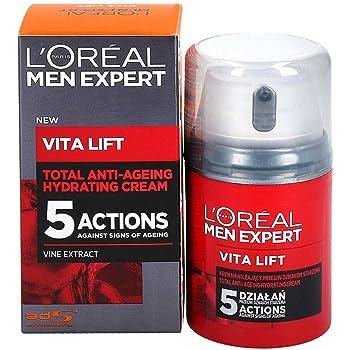 L'Oréal, Mascarilla hidratante y rejuvenecedora para la cara - 50 ml.