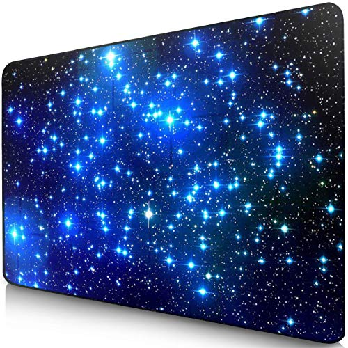 Sidorenko Tappetino per Mouse da Gioco | Gaming PC Mouse Pad | 240x200x2mm | Special Surface Improves Speed And Precision | Gomma Antiscivolo Superfic