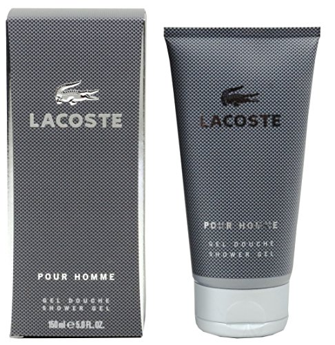 Lacoste pour homme/men, Duschgel inklusive Umkarton 150 ml, 1er Pack (1 x 150 ml)