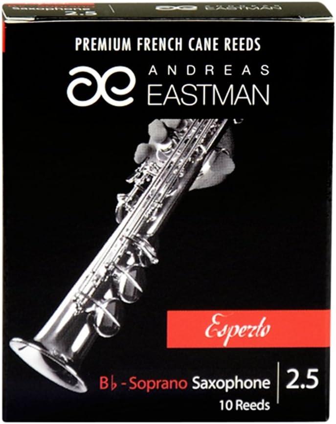 Eastman ACCRDESSX2510 Luxury sale Soprano Reeds Saxophone