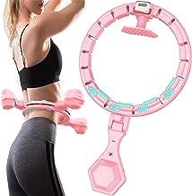 Smart Hula Hoop Intelligent Hula Hoop Massage Weighted Hula Hoop Fitness Met Licht Smart Hula Hoop Intelligent Counting Af...