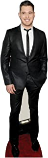 Star Cutouts Cut Out of Michael Buble