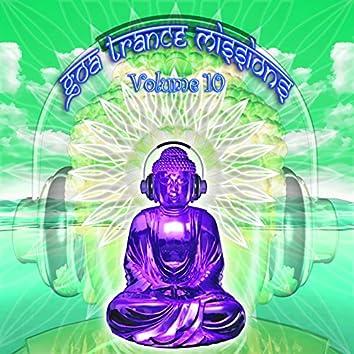 Goa Trance Missions v.10 (Best of Psy Techno, Hard Dance, Progressive Tech House Anthems)
