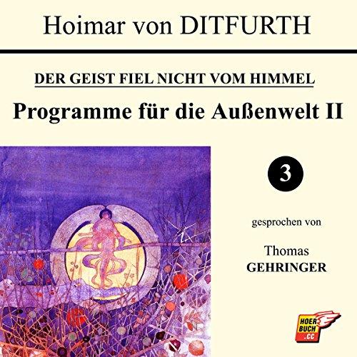 Programme für die Außenwelt II cover art