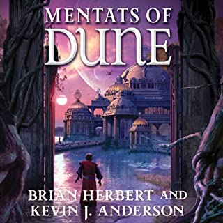 Mentats of Dune cover art