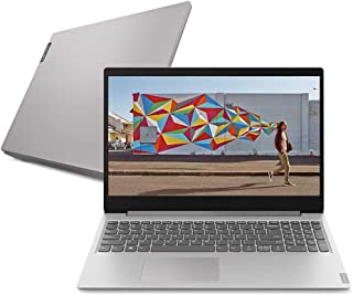 "Notebook Ultrafino Ideapad S145, Intel Celeron N4000, 4GB, 500GB, Tela 15.6"", Linux - Lenovo"