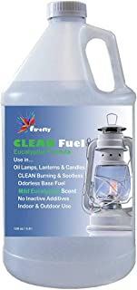 Best Firefly Kosher Eucalyptus Clean Fuel Lamp Oil – Smokeless/Virtually Odorless – Longer Burning – 1 Gallon Review