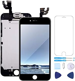Screen Replacement for iPhone 6 Plus Screen Replacement Black 5.5