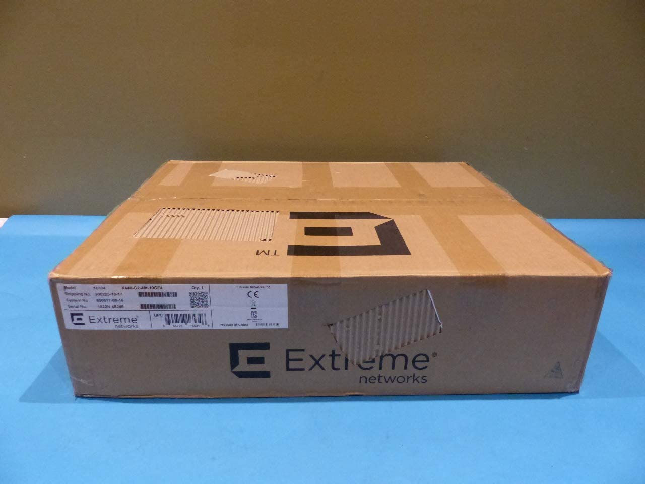 Extreme Max 54% Cheap OFF Networks X440-G2-48t-10GE4 Ethernet Switch