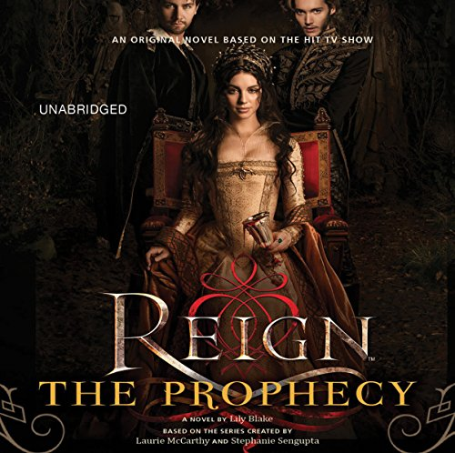 Reign: The Prophecy audiobook cover art