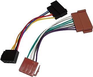 AERZETIX   AA3 ISO Konverter   Adapter   Kabel Radioadapter Radio Kabel Stecker ISO Kabel Verbindung