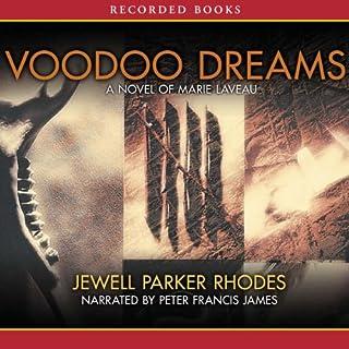 Voodoo Dreams audiobook cover art