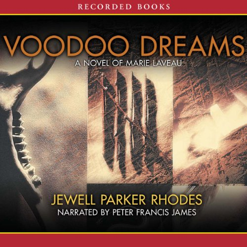 Voodoo Dreams audiobook cover art