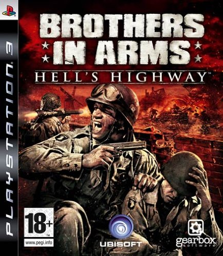 SONY BROTHERS IN ARMS : HELL S HIGHWAY PS3