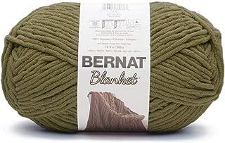 Bernat Olive Blanket Big Ball Yarn (10241)