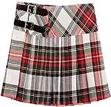 Girls Pure Wool Billie Kilt Skirt in Stewart Dress Size 6-12 Months