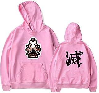 MU-PPX Sudaderas con Capucha Hombre Mujer Anime Streetwear Ropa