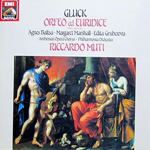 Gluck: Orfeo ed Euridice [Vinyl Schallplatte] [2 LP Box-Set]