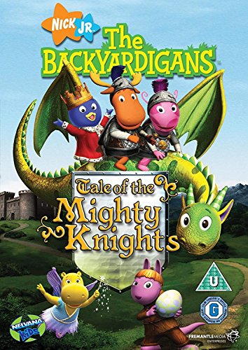 Backyardigans - The Tale Of The Mighty Knights [UK Import] [DVD]