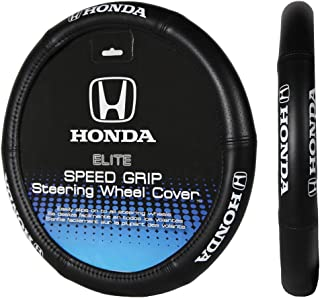 honda fit steering wheel cover size