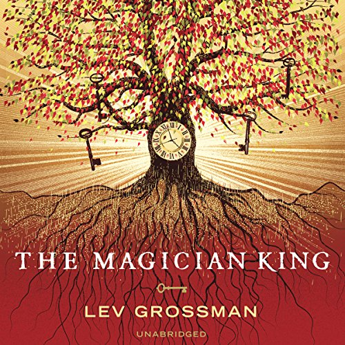 The Magician King, Book 2 cover art