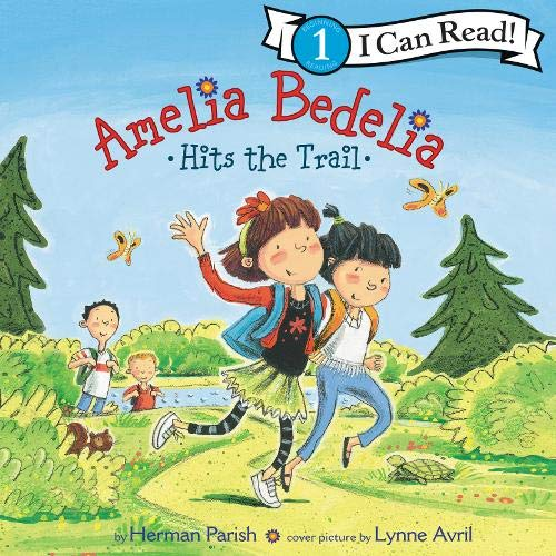 Amelia Bedelia Hits the Trail  By  cover art