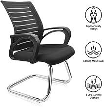 Amazon Com Office Chair No Wheels